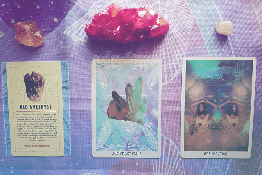 Girl Spirit Magic: Why Tarot? and Other Meditation Practices